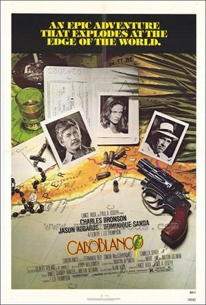 Caboblanco poster