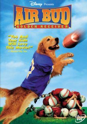 Air Bud räddar spelet poster