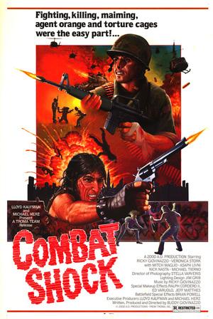Combat Shock poster