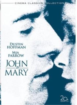 John och Mary poster