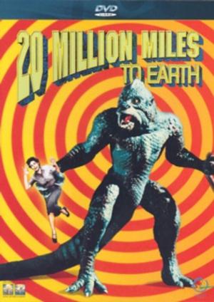 20 miljoner mil till jorden poster