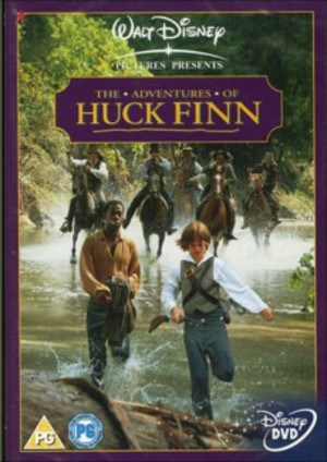 Huckleberry Finns äventyr poster