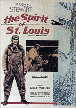 Spirit of St. Louis poster