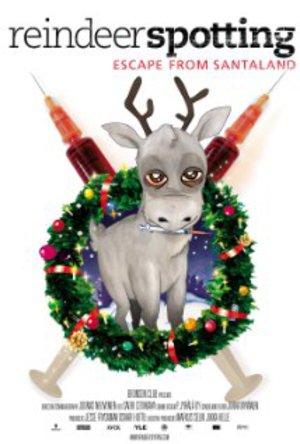 Reindeerspotting poster