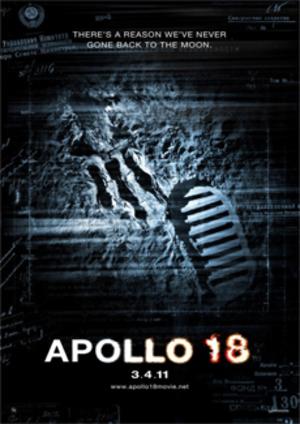 Apollo 18 poster