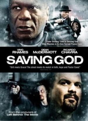 Saving God poster