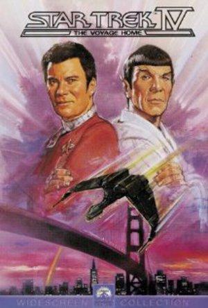 Star Trek IV - Resan hem poster