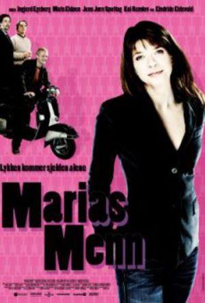 Marias män poster