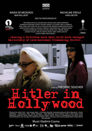 Hitler in Hollywood poster