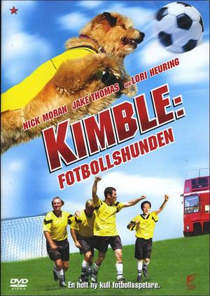 Kimble - Fotbollshunden poster