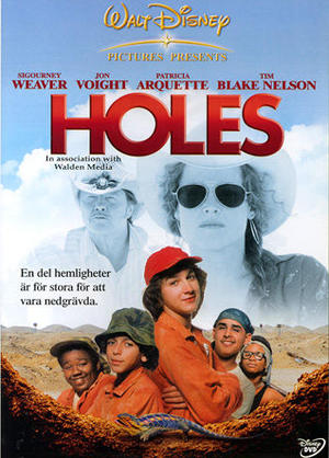 Holes poster