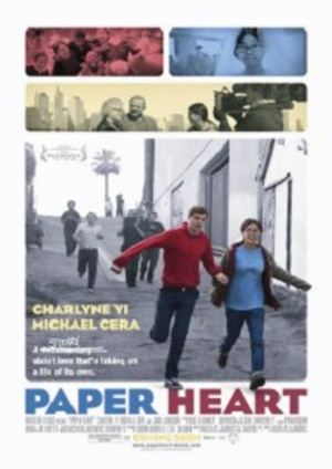 Paper Heart poster