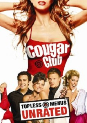 Cougar Club poster