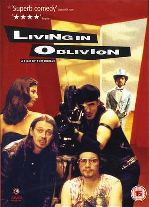 Living In Oblivion - Tystnad, tagning poster