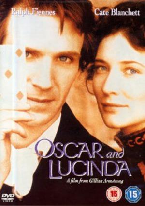 Oscar och Lucinda poster