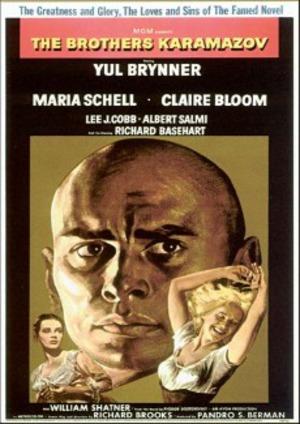 Bröderna Karamazov poster