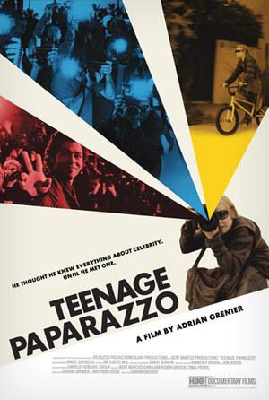 Teenage Paparazzo poster