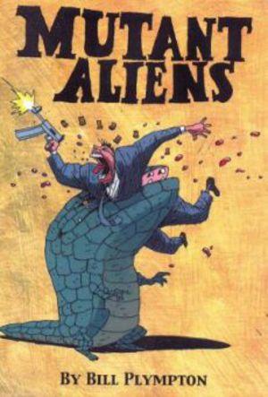 Mutant Aliens poster