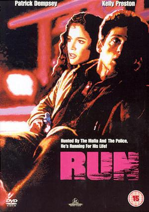 Run poster