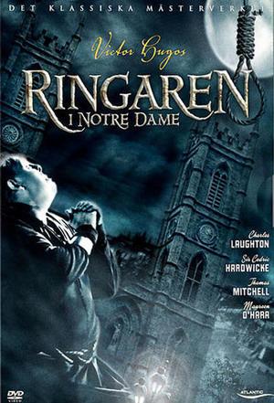 Ringaren i Notre Dame poster