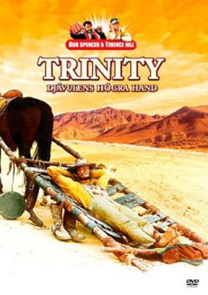 Dom kallar mej Trinity - djävulens högra hand poster