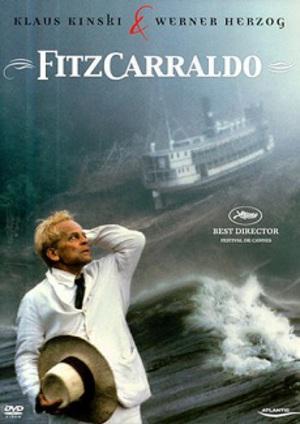 Fitzcarraldo poster