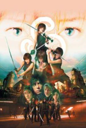 The Princess Blade poster