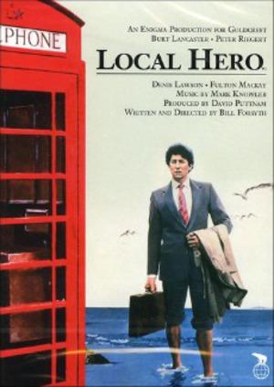 Local Hero - Byns hjälte poster