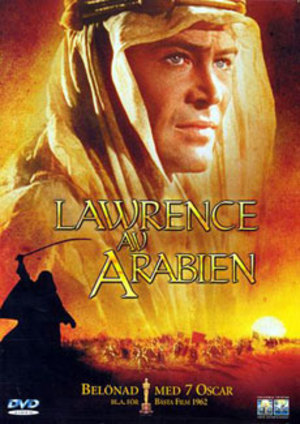 Lawrence av Arabien poster