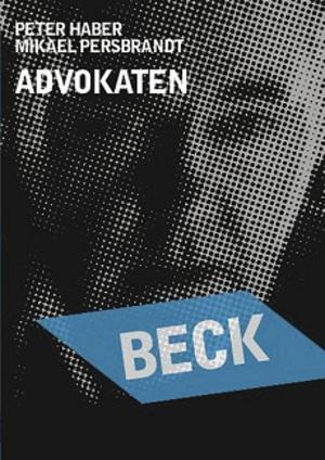 Beck - Advokaten poster