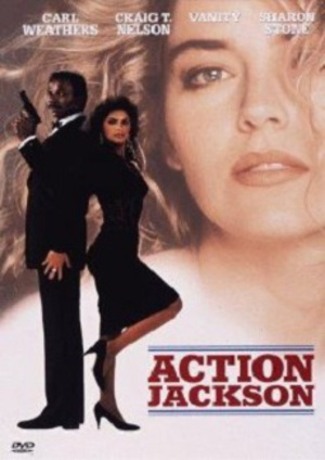 Action Jackson poster