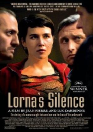 Lornas tystnad poster