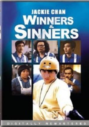Winners & Sinners - Five lucky stars poster