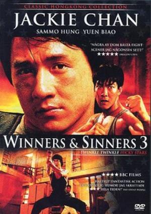 Winners & Sinners 3 - Twinkle Twinkle Lucky Stars poster