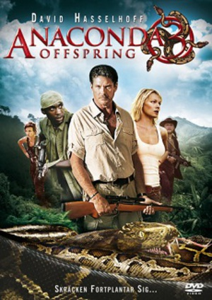 Anaconda 3: Offspring poster