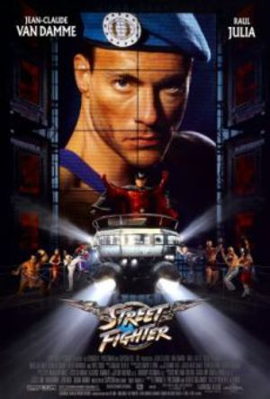 Street Fighter - Den sista striden poster
