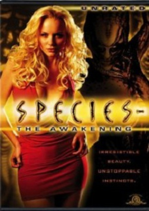 Species - The Awakening poster