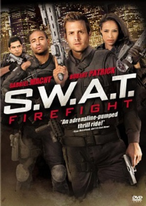S.W.A.T. - Firefight poster