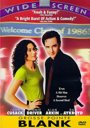 Grosse Pointe Blank poster