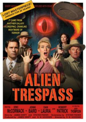 Alien Trespass poster