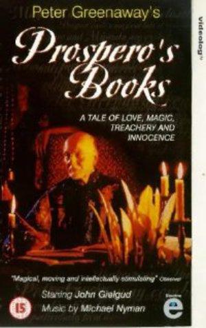 Prospero's Books poster