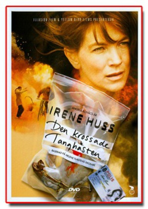 Irene Huss - Den krossade tanghästen poster