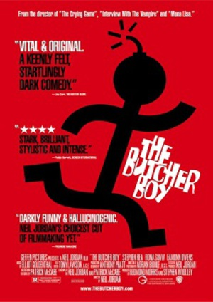 Butcher Boy poster