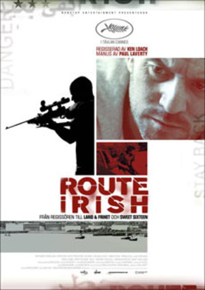 Route Irish poster