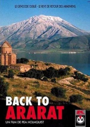 Tillbaka till Ararat poster