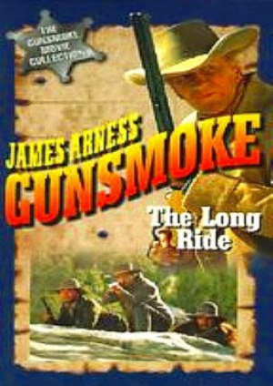 Gunsmoke: The Long Ride poster
