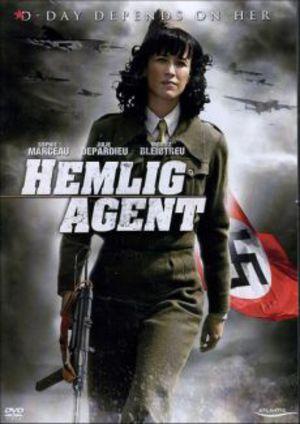 Hemlig agent poster