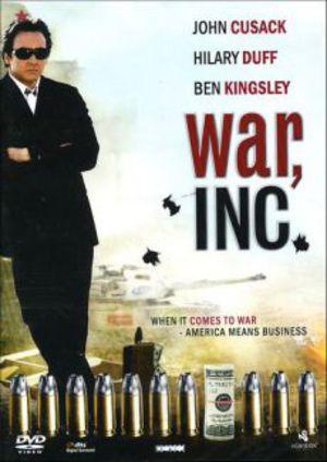 War, Inc. poster