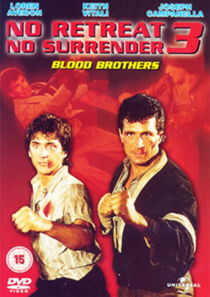No Retreat, No Surrender 3 poster