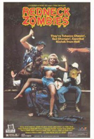 Redneck Zombies poster